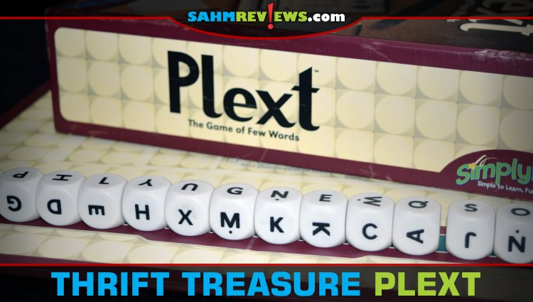 Thrift Treasure: Plext Word Game