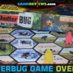 Set out on a photographic expedition to capture images of mysterious creatures for the tabloids in ShutterBug, a set collection game from Calliope Games. - SahmReviews.com