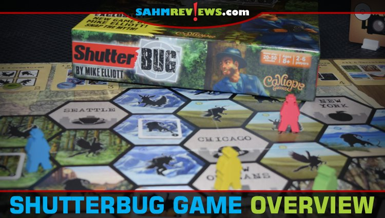 ShutterBug Family Game Overview