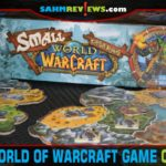 There weren't many as addicted to WoW as I was nearly 20 years ago. Small World of Warcraft by Days of Wonder scratches the itch I've been ignoring! - SahmReviews.com