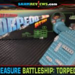 My daughters loved it, but I wasn't impressed with Battleship: Torpedo Attack. It's the same game as the original with a skill shot at the end! - SahmReviews.com