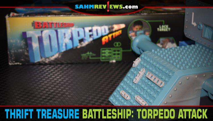 Thrift Treasure: Battleship: Torpedo Attack