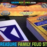 I haven't watched Family Feud in decades. That didn't stop me from picking up this Strikeout card game at thrift - even if it was incomplete! - SahmReviews.com