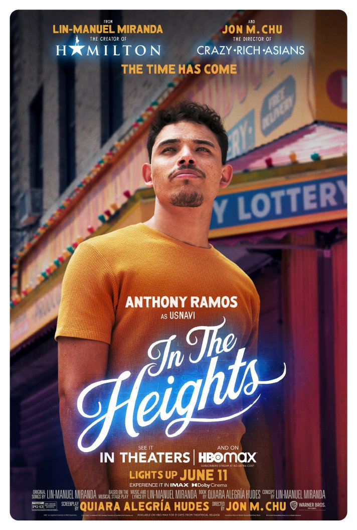 From stage to screen: Lin-Manuel Miranda and Jon Chu join forces to transition In The Heights musical into a much-anticipated movie! - SahmReviews.com