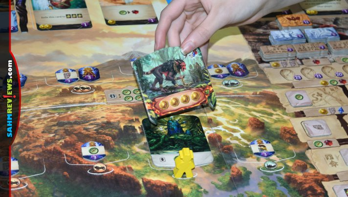 When a game wins multiple awards, you know it must be good. Lost Ruins of Arnak from Czech Games Edition is an excellent example. - SahmReviews.com