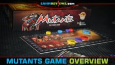 Mutants Card Game Overview
