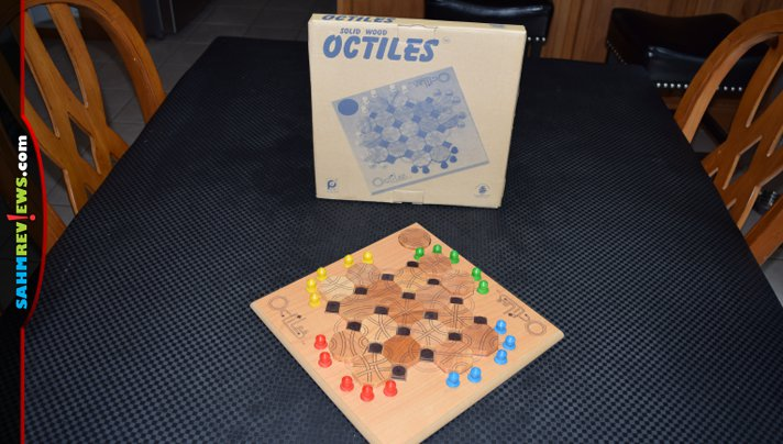 This copy of Octiles by Pintoy had remained unopened for 37 years! We broke the seal to find out if the $2.88 we spent at thrift was worth it! - SahmReviews.com