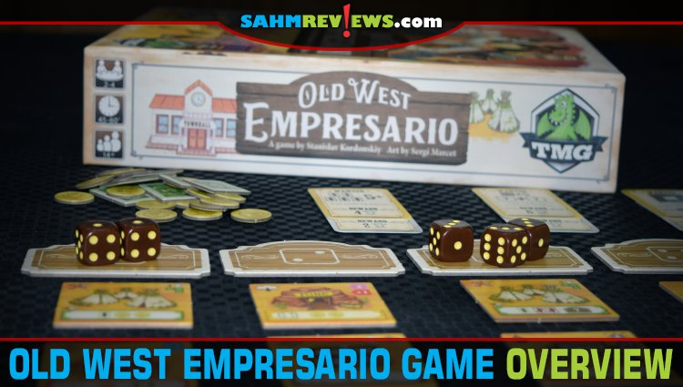 Old West Empresario Game Overview