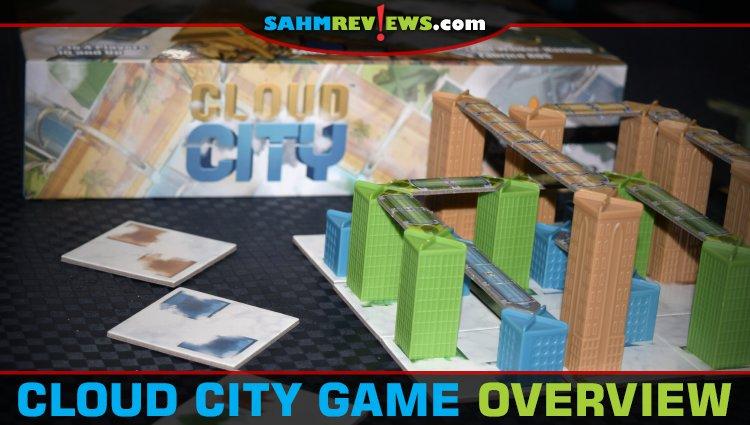 Cloud City City-Building Game Overview