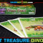 Another week, another inexpensive card game found at thrift. This time it's Dino Duel! Should we have paid attention to the BGG ratings? - SahmReviews.com