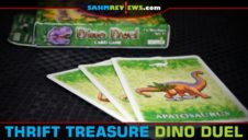 Thrift Treasure: Dino Duel Card Game