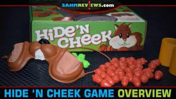 Hide 'n Cheek Family Game Overview