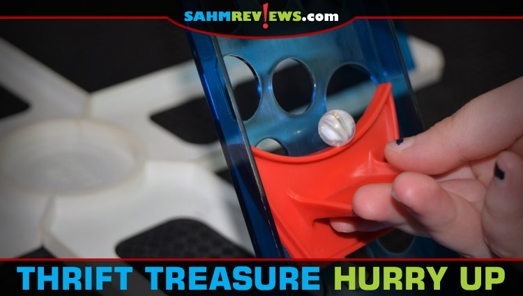 Thrift Treasure: Hurry Up Dexterity Game