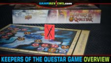 Keepers of the Questar Deduction Game Overview