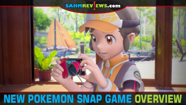 New Pokémon Snap Video Game for Nintendo Switch