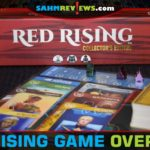 Based on the popular novels from Pierce Brown, Red Rising is a strategic card game published by Stonemaier Games. - SahmReviews.com