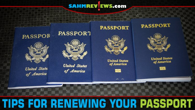 Tips for Renewing Your Passport