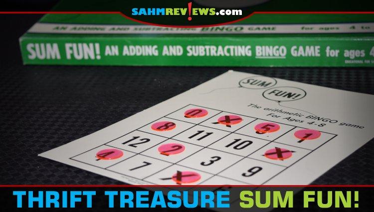 Thrift Treasure: Sum Fun! Educational Game