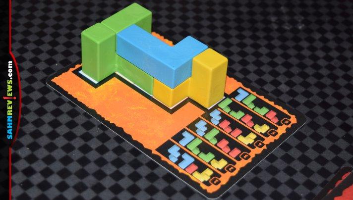 Kosmos adds depth to the Ubongo line of puzzle games with Ubongo 3D! - SahmReviews.com