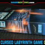 Exit: The Cursed Labyrinth from Kosmos is a mid-level difficulty escape room puzzle in the Exit: The Game series. - SahmReviews.com