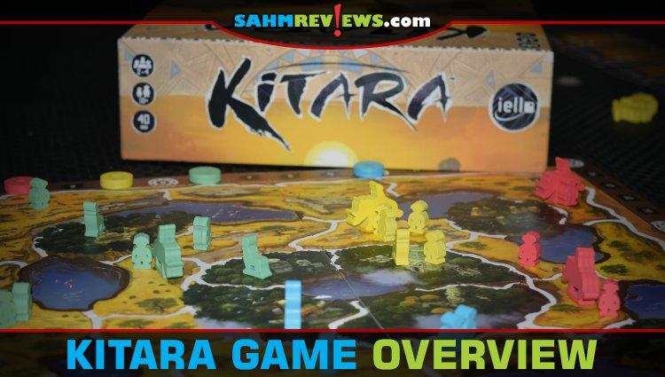 Kitara Area Control Game Overview