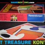 Finding like items is easy. Finding exact opposites is what you have to do in Kontrast by Ravensburger. Its this week's Thrift Treasure find! - SahmReviews.com