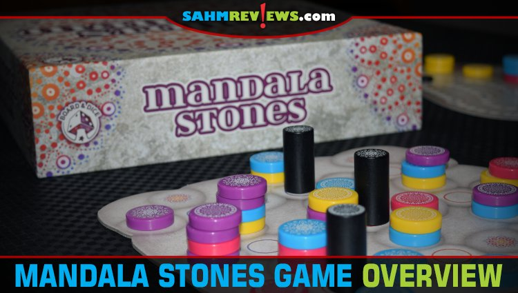 Mandala Stones Abstract Game Overview