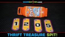 Thrift Treasure: Spit! Card Game