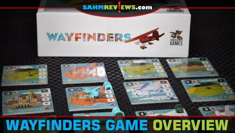 Wayfinders Board Game Overview