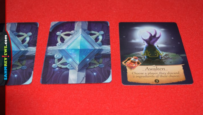 Another animal-themed title by CardLords, Animalchemists challenges you to craft as many spells as you can in this quick card game! - SahmReviews.com