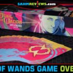 It's like playing a Harry Potter game without all the politics! Check out Renegade Game Studios' new Duel of Wands card game! - SahmReviews.com
