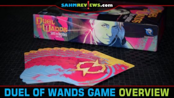 Duel of Wands Card Game Overview