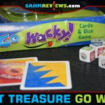 Go Wacky! reminded us of UNO, but it was the dice that made the game quite different. Find out how they're used by reading more! - SahmReviews.com