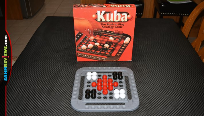 I couldn't resist this copy of Kuba at thrift, even though it was more than double what I typically like to pay. Find out if it was worth it! - SahmReviews.com