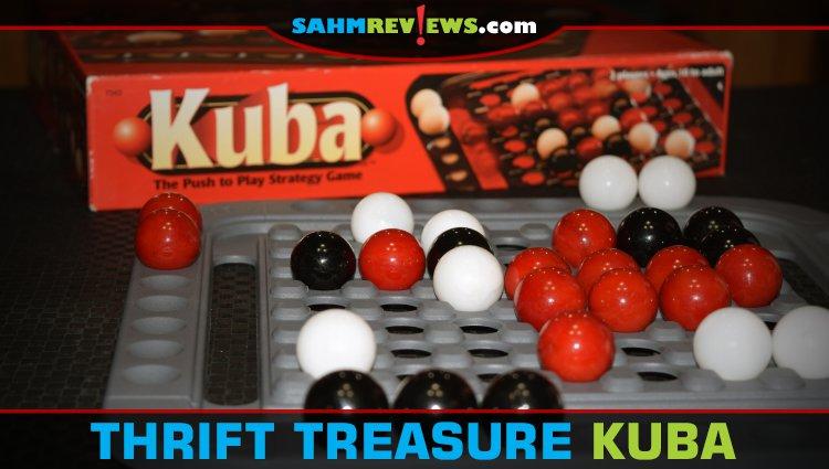 Thrift Treasure: Kuba Abstract Game