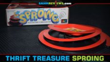 Thrift Treasure: Sproing Card Game