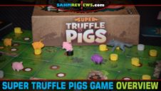 First Look: Super Truffle Pigs Game