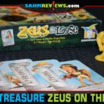 The Greek Gods throw a twist to this simple card game we found at thrift. Zeus on the Loose is this week's Thrift Treasure find! - SahmReviews.com
