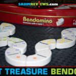 This week's thrift store find is Bendomino by Blue Orange Games. Find out how they took the original game and bent it to their will! - SahmReviews.com