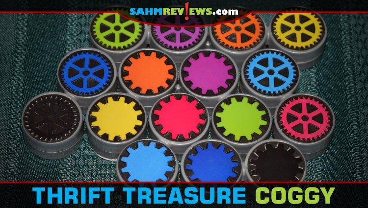 Thrift Treasure: Coggy Puzzle Game