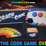 Crack the Code from Indie Boards & Cards is a scenario-based cooperative deduction game for one to four players. - SahmReviews.com
