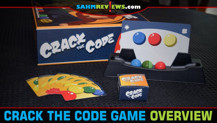 Crack the Code Cooperative Deduction Game Overview