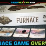 Furnace is an engine-builder game from Arcane Wonders with rules to accommodate both novice and advances players. - SahmReviews.com