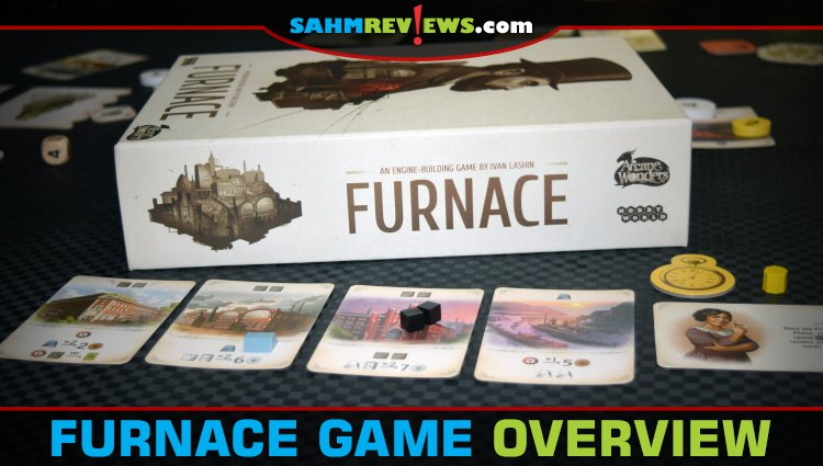 Furnace Engine-Building Game Overview