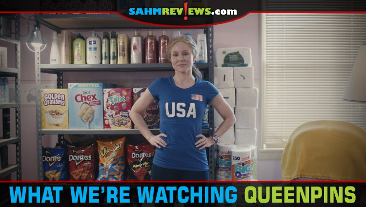 What We Watched: Queenpins, the Movie about Coupon Fraud