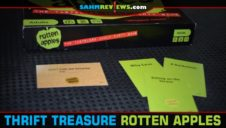 Thrift Treasure: Rotten Apples Party Game