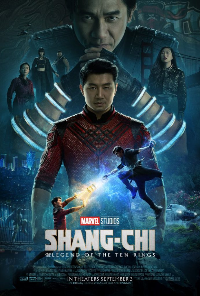 Marvel knocked it out of the park with Shang-Chi and the Legend of the Ten Rings. - SahmReviews.com