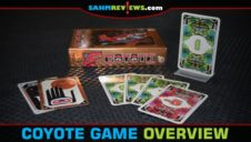 Coyote Card Game Overview