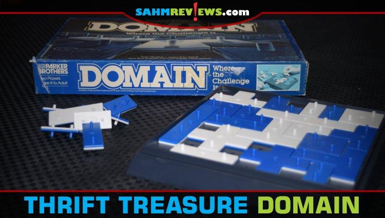 Thrift Treasure: Domain Game