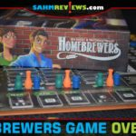Game your beer crafting with Homebrewers dice game from Greater Than Games!- SahmReviews.com